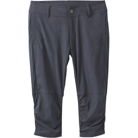 Prana Ravenna Bukser korte Damer grå